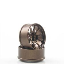 Alu Felgen CE28N 1.5 mm Offset bronze 2 Stk Mini-Z Kyosho R246-1531 704342