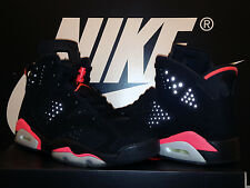 Vintage 2014 AIR JORDAN 6 Rétro UK8.5 EU43 infrarouge OG VI DMP bred cement 1 4 9 OG