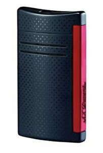 S.T.Dupont Maxijet Black Red Lighter 020160N, NEW BOXED, RRP £160, Xmas Gift