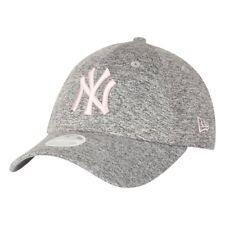 New Era 9Forty Damen Cap - JERSEY New York Yankees gris pink