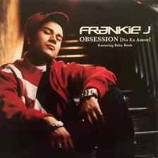 """FRANKIE J - Obsession (No Es Amor) (12"""") (VG/VG+)"""