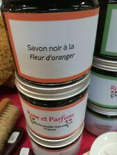 Savon Noir Hammam - 200g -  Produit 100% naturel du Maroc  different parfum