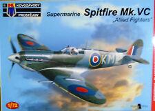 KPM (AZ Models) 1/72 KPM0124 Supermarine Spitfire Mk Vc  Model kit