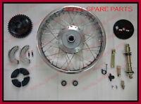 Royal Enfield Bike Complete Rear Wheel