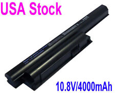 Laptop Battery for Sony Vaio PCG-71911M VPCEH VGP-BPS26 win7 64 bit No bios CD