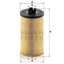 Mann Oil Filter Element Metal Free For Mercedes-Benz Vario 813 D, 814 D O 813