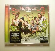 BIG BROVAZ * NU-FLOW * CD + BONUS VIDEO FEATURES * 2002