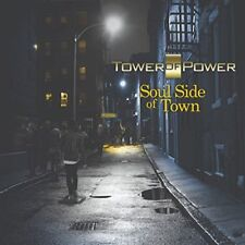 TOWER OF POWER CD - SOUL SIDE OF TOWN (2018) - NEW UNOPENED - ARTISTRY