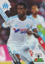 OM-05 NICOLAS N'KOULOU # MARSEILLE CARD ADRENALYN FOOT 2015 PANINI