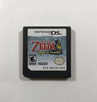 The Legend of Zelda: Spirit Tracks (Nintendo DS, 2009) AUTHENTIC - Ships Fast