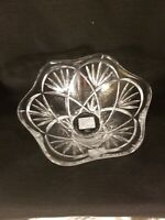 "Marquis Waterford Crystal Honour 8.5"" Tulip Bowl  Candy Dish -Discontinued"