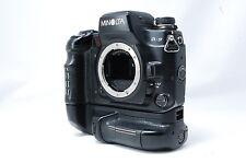 Minolta Maxxum 9 / Dynax 9 35mm SLR Film Camera  w/VC-9 SN60801267