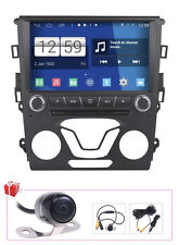 """Camera+Map 9"""" Android 5.1 Autoradio DVD GPS Navigation For Ford Mondeo Fusion"""