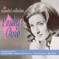 Lesley Gore : The Essential Collection CD (1999) ***NEW*** Fast and FREE P & P