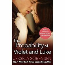 The Probability of Violet and Luke (Callie and Kayden)-ExLibrary