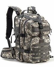 Hunting Backpack Military Army Camping Hiking Camo Bag Tactical Outdoor Gear 35L