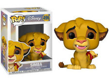 FUNKO POP DISNEY Lion King Simba  4 inch LION KING THE MOVIE VINYL pop FIGure