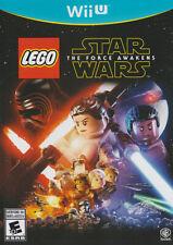 LEGO STAR WARS - THE FORCE AWAKENS (BILINGUAL) (NINTENDO WII U)