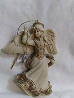 SARAH/'S ANGELS  ~ GIRL FRAME ~ HINGED ORNAMENT #30884