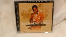 Rare Louis Armstrong Georgia On My Mind The Jazz Masters Series Import cd4523