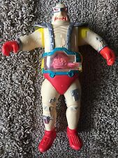 "Vintage 11"" Teenage Mutant Ninja Turtles Krang's Android Body Action Figure TMNT"