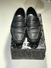 Schmoove Jamaica Penny Loafer Black (Sz 41)