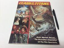CLASH OF THE TITANS (MGM MOVIE/GOLDEN PRESS/1981/ZEUS/KRAKEN/SPIEGLE/0617337)