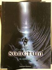 Sanctum Bk. 2: Discovery by Dorison & Bec (2003, HC) Humanoids WHOLESALE x 3