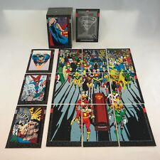 DOOMSDAY: THE DEATH OF SUPERMAN (Skybox/1992) Complete Card Set + FUNERALS & CL1