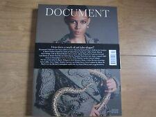Doument Magazine No 5 Fall / Winter 2014 Binx Walton,Daria Werbowy,Stella Tenant