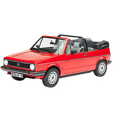 Revell 07071 Modellbausatz Auto VW Golf 1 Cabriolet 1:24 Automobil Bausatz