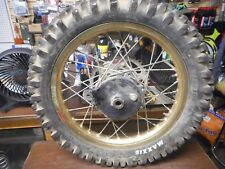 1984 Yamaha Yz125 OEM Rear wheel
