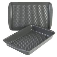 Joe Wicks Aerolift Ovenware 2 Piece Starter Set - Non-Stick Oven Tray Bake Dish