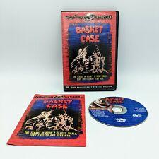 Basket Case DVD Something Weird Video 20th ANNIVERSARY HORROR Rare