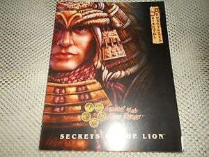 Oriental Adventures. Legend of the Five Rings: Secrets of the Lion