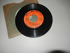 LOUIS JORDAN time is running out / the troubadour TANGERINE     45
