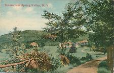Spring Valley NY * ca. 1908 Scene * Rockland Co.