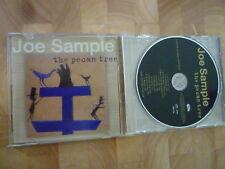 JOE SAMPLE THE PECAN TREE JASRAC MADE IN JAPAN VACM-1186 CD ALBUM EXC