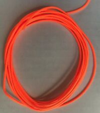 BCY Crossbow Cocking Cord 20 ft. Flo Orange