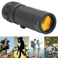 8X Magnification HD Optical Monocular Telescope  Outdoor Hunting Camping Hiking