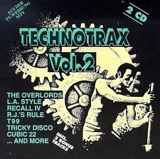 Vol. 2-Techno Trax V/A MUSIC CD