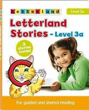 Letterland Stories - Level 3a Wendon, L Paper 9781862097261