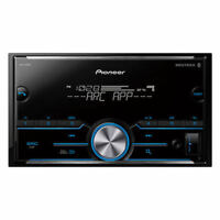 Pioneer MVH-S400BT Double DIN Bluetooth Digital Media Car Stereo Receiver