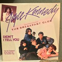 "JOYCE KENNEDY - Didn't I Tell You - 12"" Vinyl Record Single - EX"