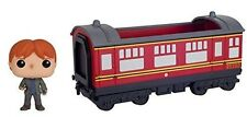 Harry Potter Hogwarts Express Train With Ron Pop Rides Vinyl Figure Funko 20