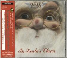"Pretty Maids In Santa's Claws CD single (CD5 / 5"") Japanese promo ESCA5240"