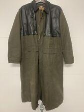 Harley Davidson Rain Gear Trench Coat Jacket Genuine Extremely Rare Vintage