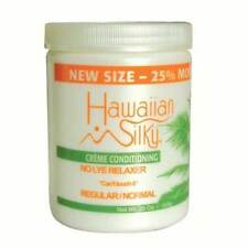 Hawaiian Silky Can't Touch It Creme Conditioning No Lye Relaxer Normal 20oz