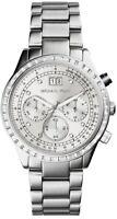 Ladies Michael Kors Brinkley MK6186 Chronograph Watch NEW BOXED GENUINE FAST DEL