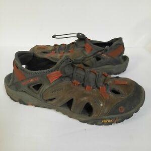 Merrell Mens Wild Dove Castle Rock Ventilator Hiking Shoes Sandals Size 10